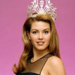 Alicia Machado Miss Universe