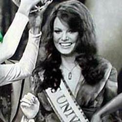 Amparo Munoz Miss Universe