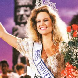 Angela Visser Miss Universe