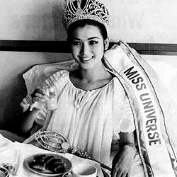 Apasra Hongsakula Miss Universe 1965 Winner