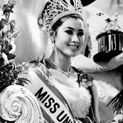 Apasra Hongsakula Miss Universe 1965