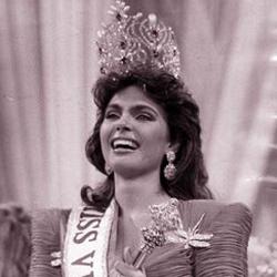 Barbara Palacios Miss Universe