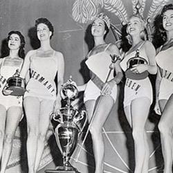 Carol Morris Miss Universe 1956