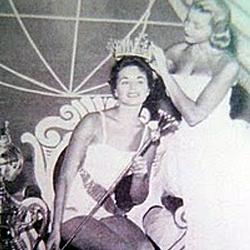 Carol Morris Miss Universe