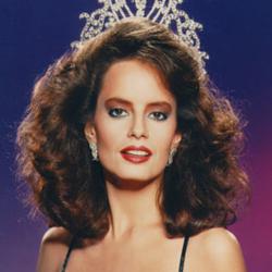 Cecilia Bolocco Miss 1987
