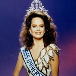 Cecilia Bolocco Miss Universe