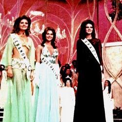Georgina Rizk Miss Universe