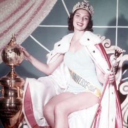 Gladys Zender Miss Universe
