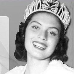 Gladys Zender Miss Universe 1957 Winner