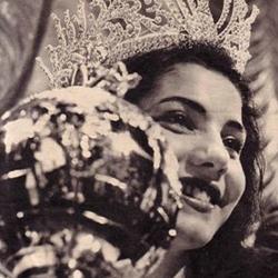 Ieda Maria Vargas Miss Universe 1963 Winner