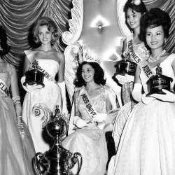 Ieda Maria Vargas Miss Universe 1963