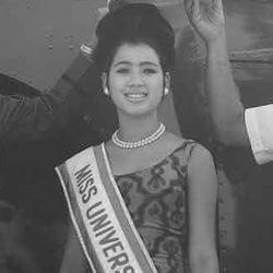 Ieda Maria Vargas Miss Universe