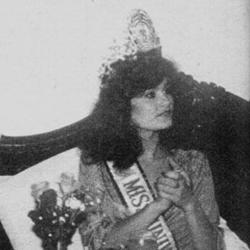 Irene Saez Miss 1981