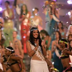 Kaiane Aldorino Miss World 2009 Winner