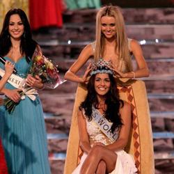 Kaiane Aldorino Miss World 2009