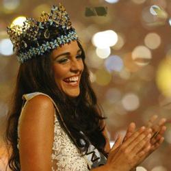 Kaiane Aldorino Miss World