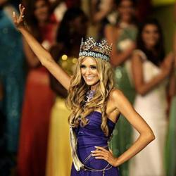 Ksenia Sukhinova Miss World 2008 Winner