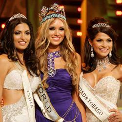 Ksenia Sukhinova Miss World