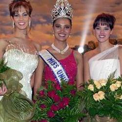 Lara Dutta Miss 2000