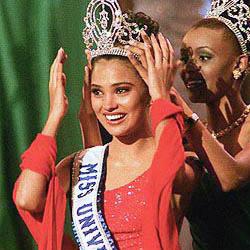 Lara Dutta Miss Universe
