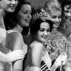 Linda Bement Miss Universe 1960