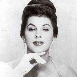 Luz Marina Zuluaga Miss Universe 1958