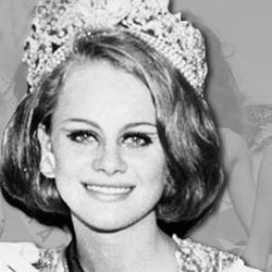 Margareta Arvidsson Miss Universe 1966 Winner