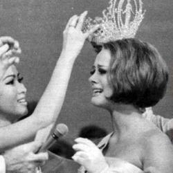 Margareta Arvidsson Miss Universe