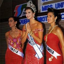 Michelle McLean Miss 1992