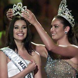 Oxana Fedorova Miss Universe