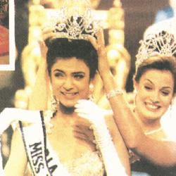 Sushmita Sen Miss Universe