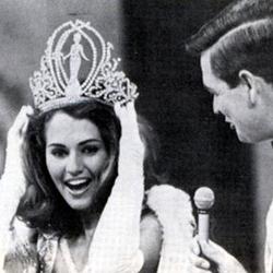 Sylvia Hitchcock Miss Universe 1967