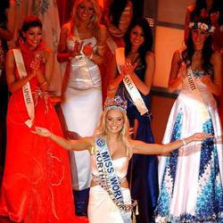 Tatana Kucharova Miss World 2006 Winner