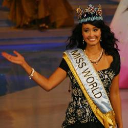 Unnur Birna Vilhjalmsdottir Miss World 2005 Winner