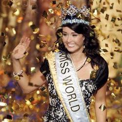 Unnur Birna Vilhjalmsdottir Miss World 2005