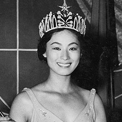Akiko Kojima Miss Universe 1959