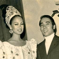 Gloria Diaz Miss Universe 1969 Winner