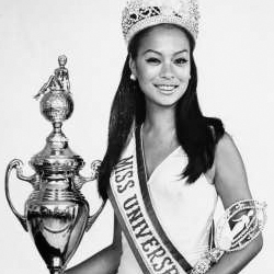 Gloria Diaz Miss Universe 1969