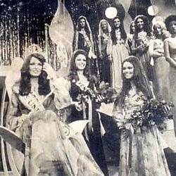 Kerry Anne Wells Miss Universe 1972 Winner