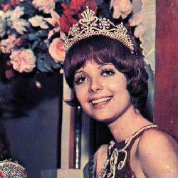 Marisol Malaret Miss Universe 1970