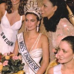 Maritza Sayalero Miss 1979
