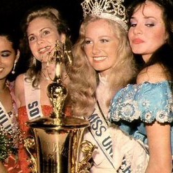 Yvonne Ryding Miss 1984